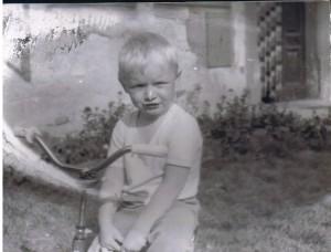 Můj bratránek Peter Kvac v česku