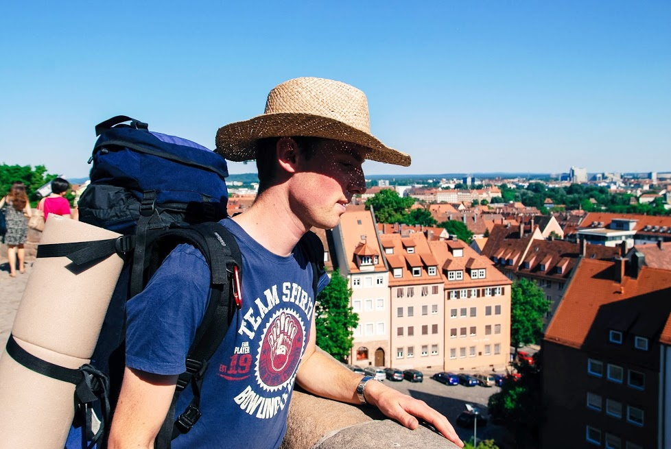 V Norimbergu jsme si prohlédli historické centrum