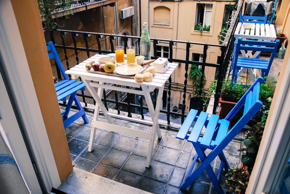 Snídaně a vlastně i ubytování u Crudíka (Crudo Rooms) bylo úplně exelentní!